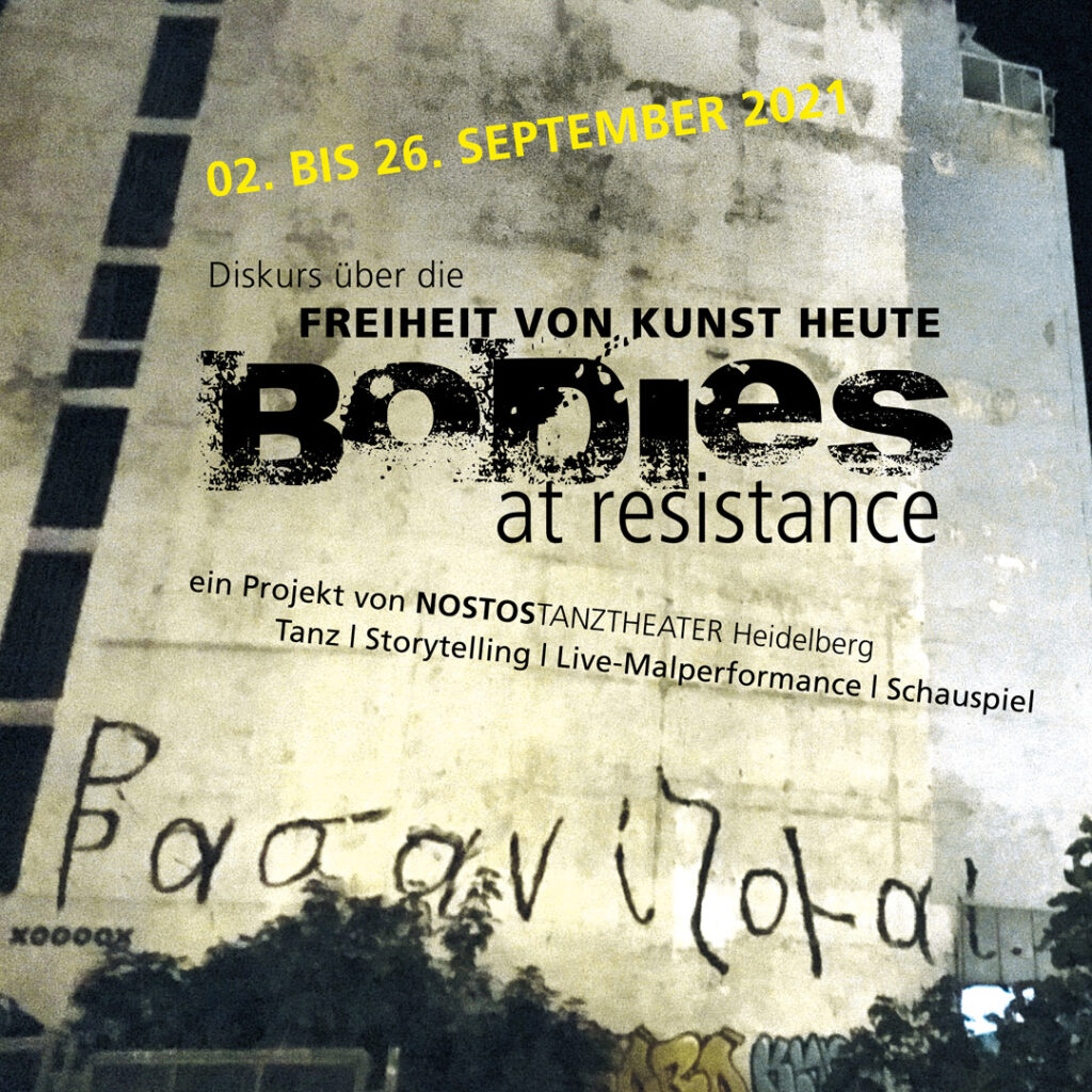 Bodies at Resistance
